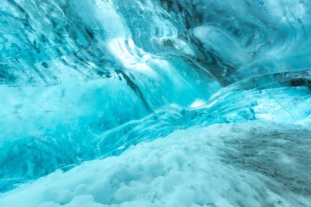 Ice wall texture Premium Photo