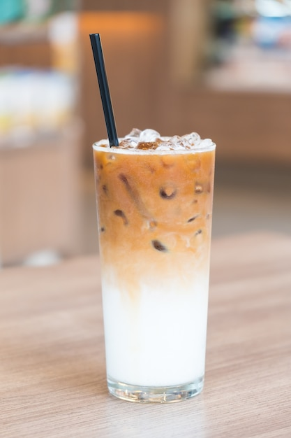 Iced latte coffee 1203 8396