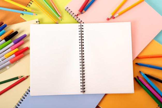 Illustrator sketchbook Free Photo