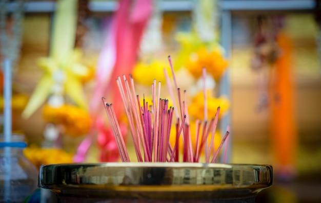 Incense burner Premium Photo