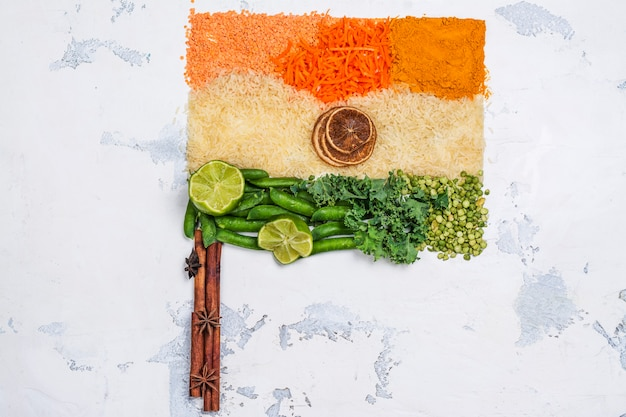 India independence day concept Premium Photo