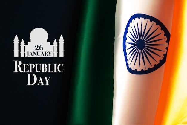 India republic day celebration on january 26, indian national day Premium Photo