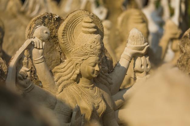 Indian festival navratri Premium Photo