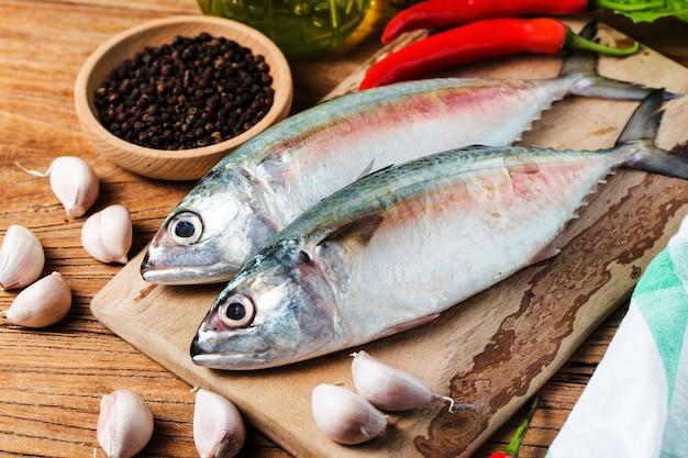 Indian mackerel rastrelliger kanagurta Free Photo