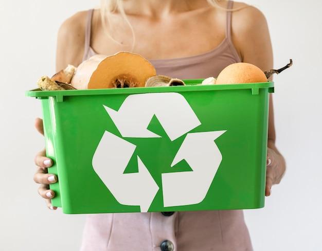 Индивидуальная переработка органических овощей Бесплатные Фотографии