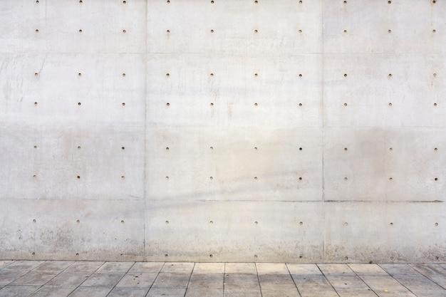 Industrial building outdoors cement wall copyspace Free Photo