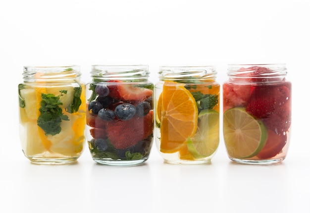 Infused water Free Photo