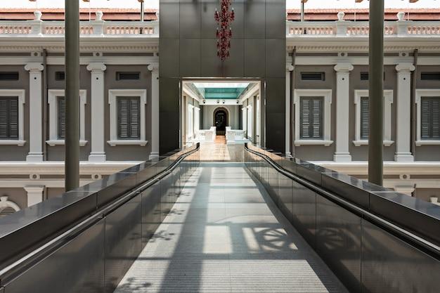 Inside national museum Premium Photo