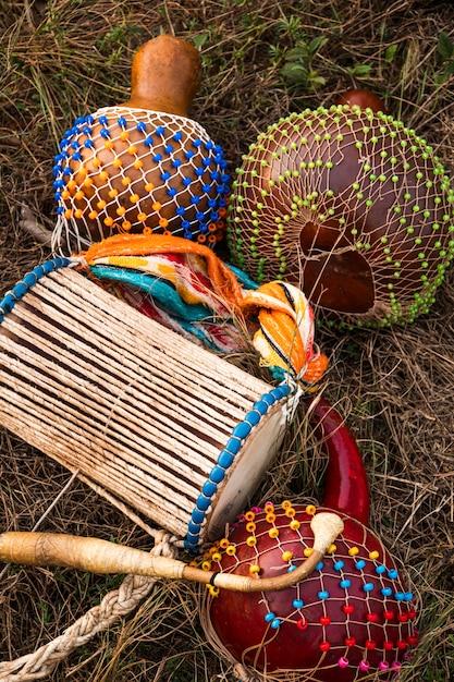 カーニバル用の楽器 無料写真