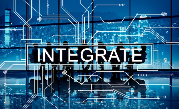 Integrate Circuit Board Graphics Concept Photo | Free Download