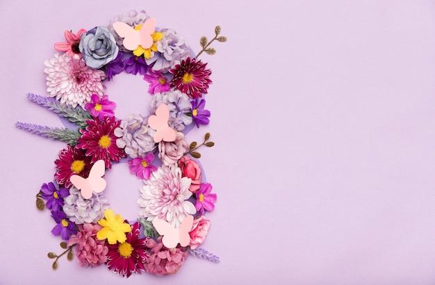 Международный женский день цветов Бесплатные Фотографии