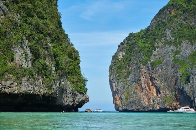 Island sky phuket travel sea Free Photo