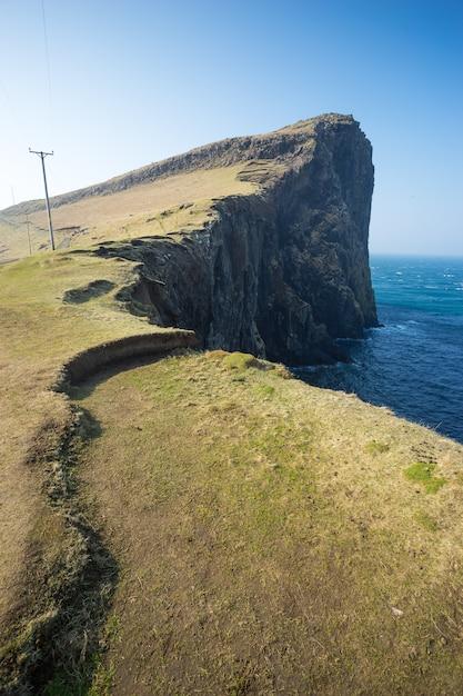 スカイ島、島、スコットランド Premium写真