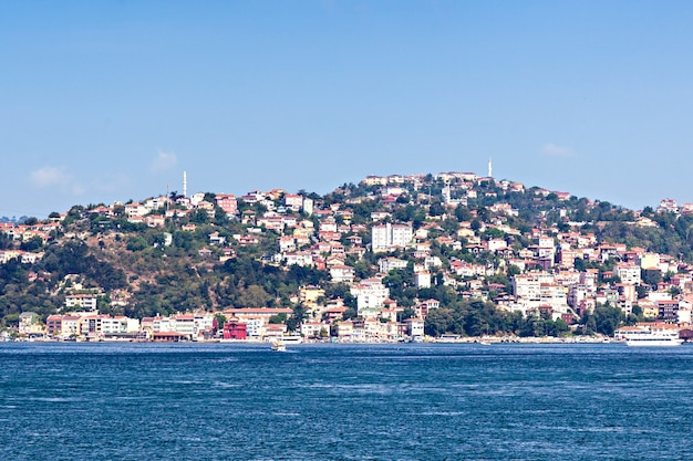 Istanbul skyline Premium Photo