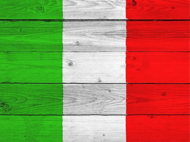 Bandiera dell'italia Foto Gratuite