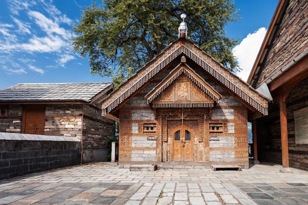 Jagti patt temple Premium Photo