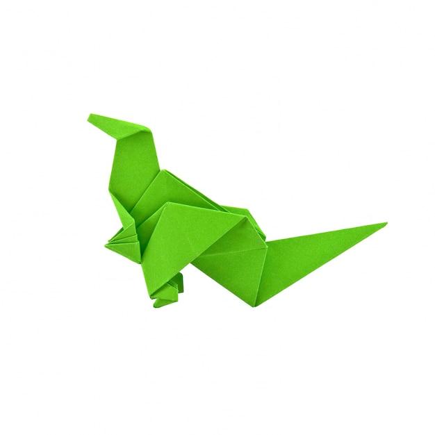 Origami Dinosaur - How to make an Origami Dinosaur: Dimetrodon ... | 626x626