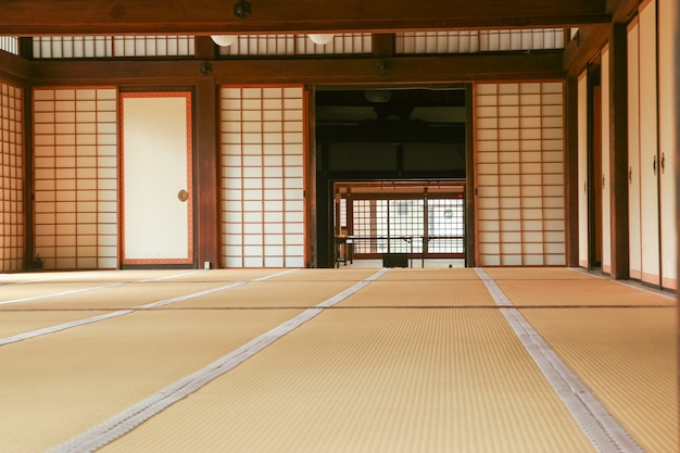 Japanese room with tatami floor photo free download - Tatami japones ...