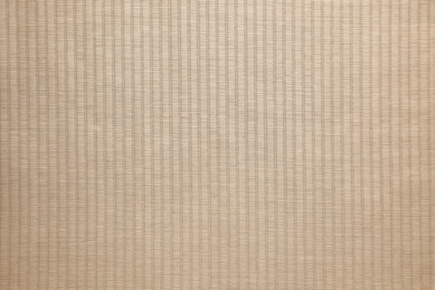 Japanese traditional tatami mat background Premium Photo