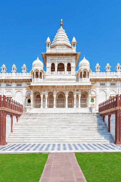 Jaswant thada mausoleum Premium Photo