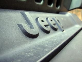 Jeep letters Free Photo