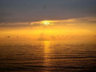 Jensen Beach Sunrise Free Photo