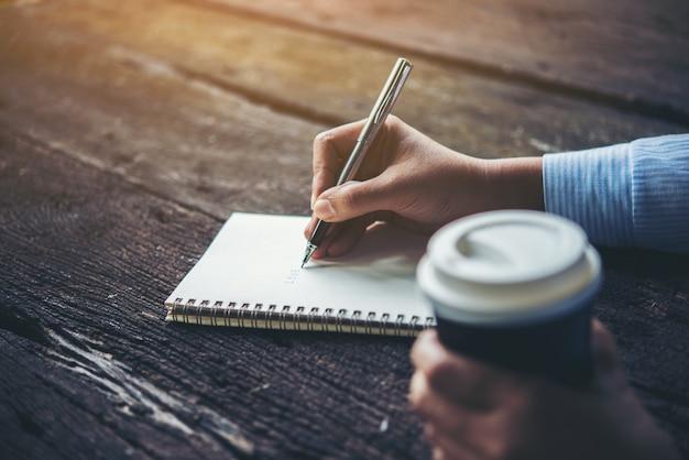 Journal student female writer letter Free Photo