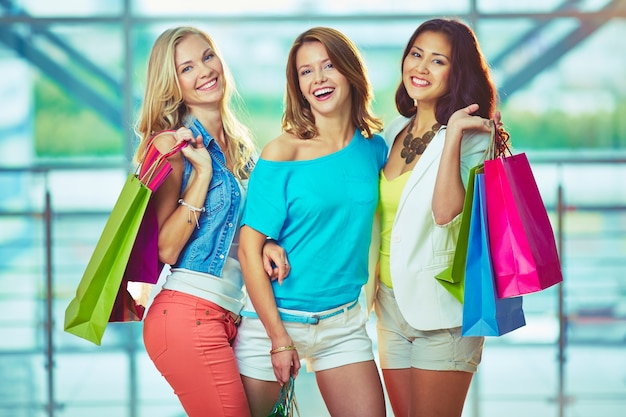 Shopping Girls Vectors, Photos and PSD files | Free Download