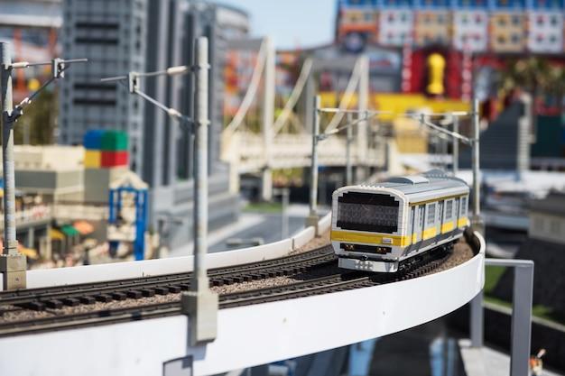 レゴランドのjr列車レゴモデル Premium写真