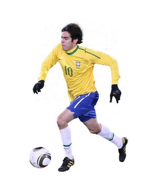 Kaka Brazil: Kaka , Brazil National Team Photo
