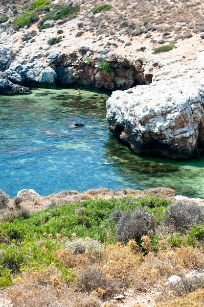 Kefalonia sea Premium Photo