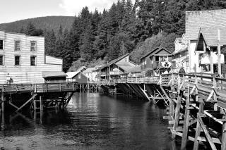 Ketchikan, alaska Free Photo
