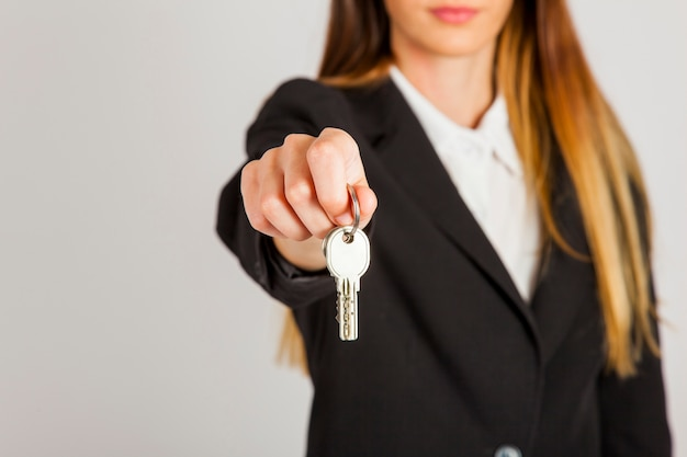Keys of your new house Free Photo