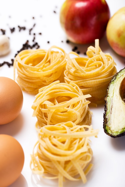 Кухня. еда на столе Бесплатные Фотографии