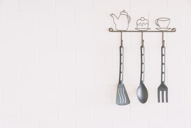 Kitchen utensils Free Photo
