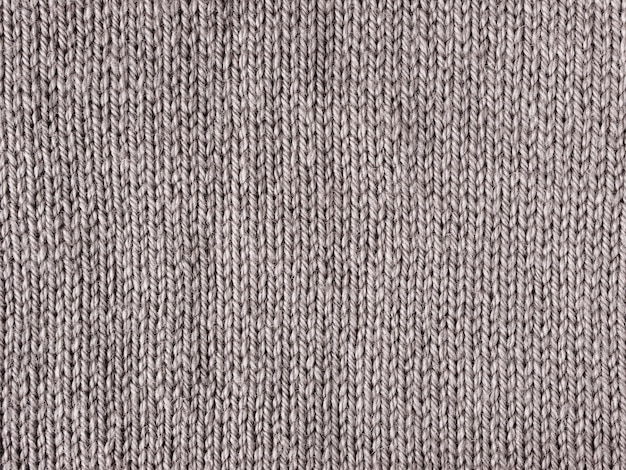 Knitted jersey as background Premium Photo