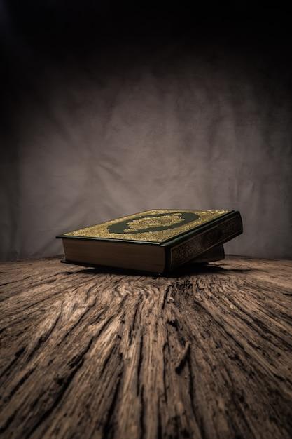 Koran - holy book of muslims Premium Photo