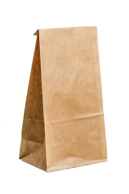 kraft paper bag photo free download