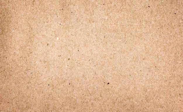 Текстура крафт-бумаги Premium Фотографии