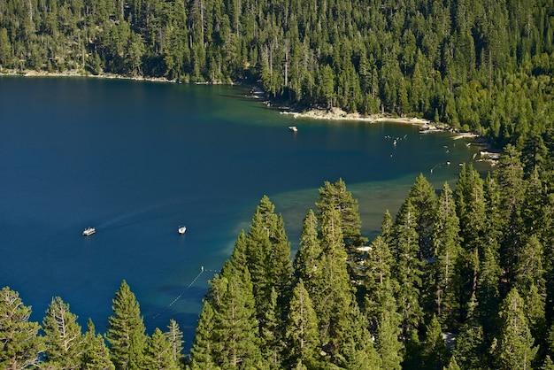 Lake Tahoe Scenery Photo