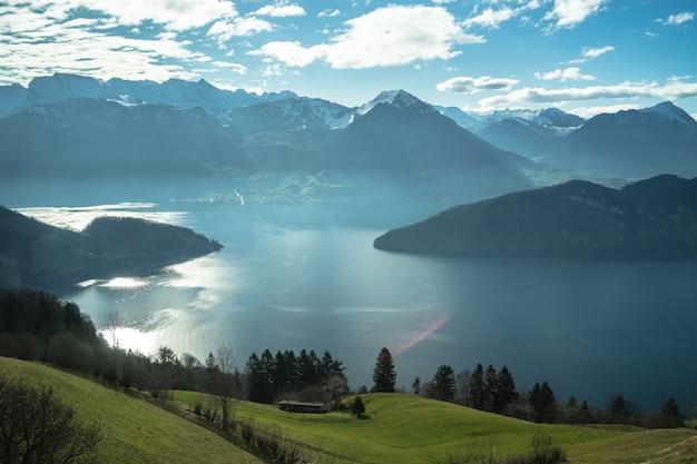 Lago di zugo Foto Gratuite