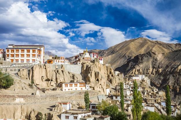 Lamayuru monastery Premium Photo