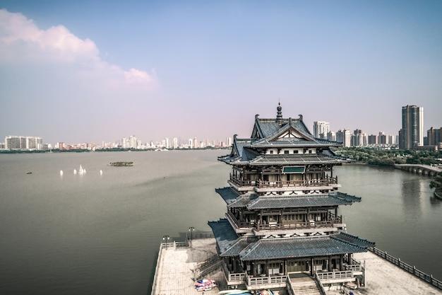 Landscape in hangzhou Free Photo