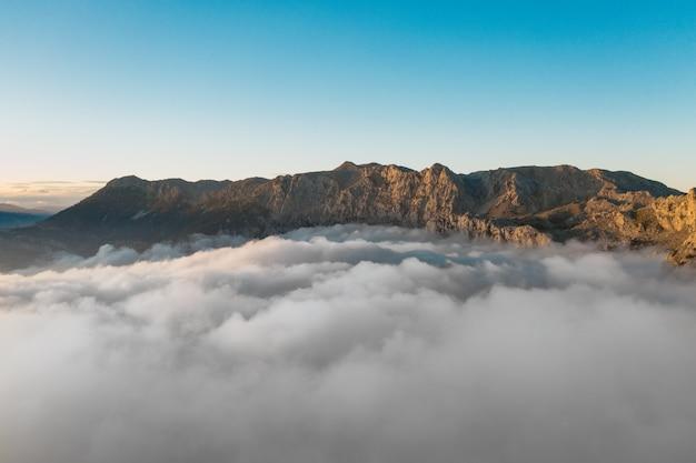 トルコの山の風景 無料写真