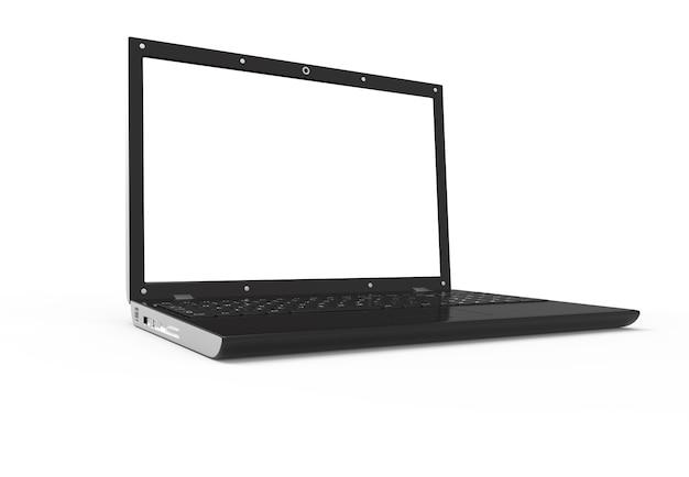 Laptop Premium Photo