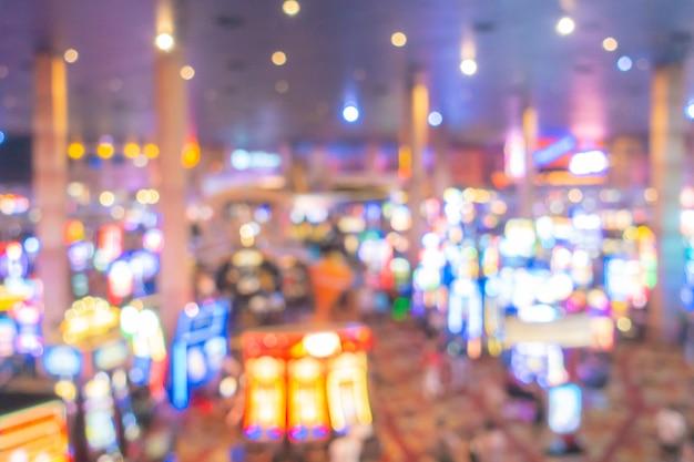 Las vegas casino background Premium Photo