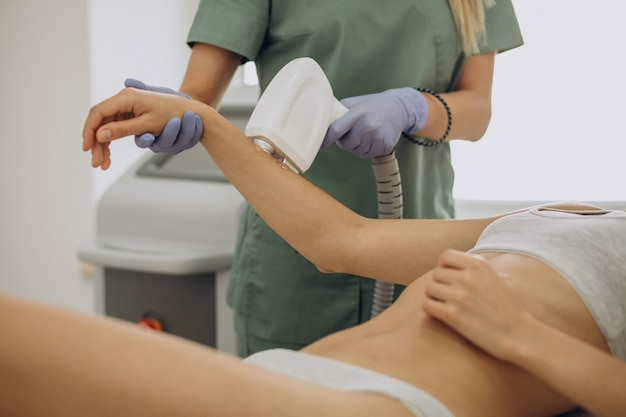 Epilazione laser, terapia di epilazione Foto Gratuite