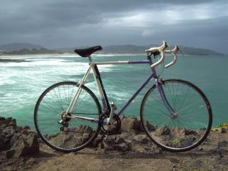 Late 80s raleigh lightweight - trilite b Free Photo