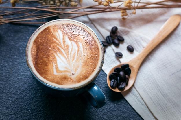 Latte cup Premium Photo