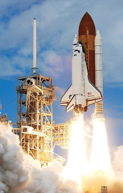 Launch Take Off Rocket Space Travel Nasa